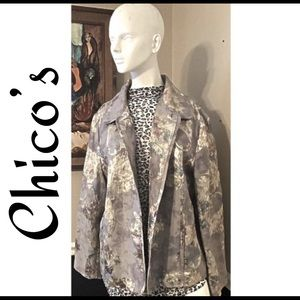 Chico's Jacket / Blazer size 3 XL 16.